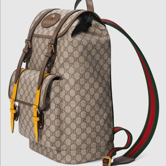 c83e7d61263 Soft GG Supreme Gucci Backpack